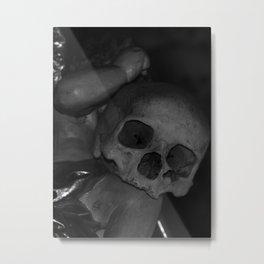 Sedlec IV Metal Print
