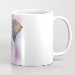 Elephant in a rainbow fog Coffee Mug