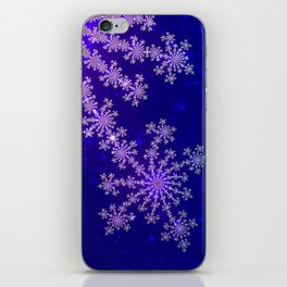 Snowflake iPhone Skin