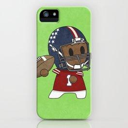American Football II iPhone Case