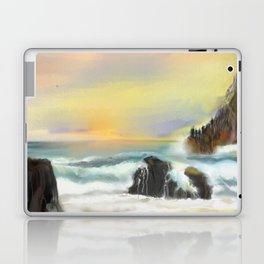 Living in Peace Laptop & iPad Skin