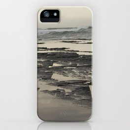 Indian Ocean - Dwesa Nature Reserve, South Africa iPhone Case