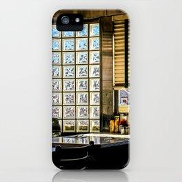 American Diner iPhone Case