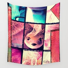 Sweet Doll Wall Tapestry
