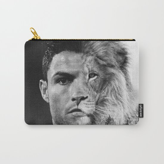 Cristiano Ronaldo Beast Mode Carry-All Pouch
