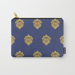 Free Marches (Blue) Carry-All Pouch