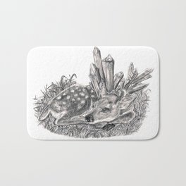 Crystal Fawn Bath Mat