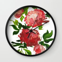 Multipivoines Wall Clock