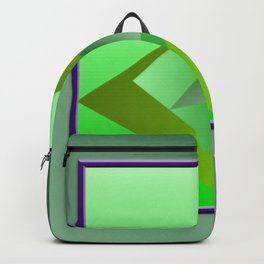 The pic in green 1 ... Backpack