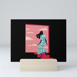 Dream Architecture Mini Art Print