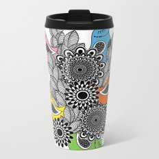 pattern 79 Metal Travel Mug