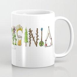 West Virginia - Morgantown Coffee Mug