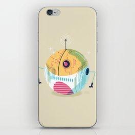 :::Mini Robot-Sfera2::: iPhone Skin