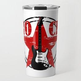 Grunge rock Travel Mug
