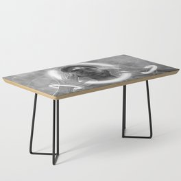 Centered Coffee Table