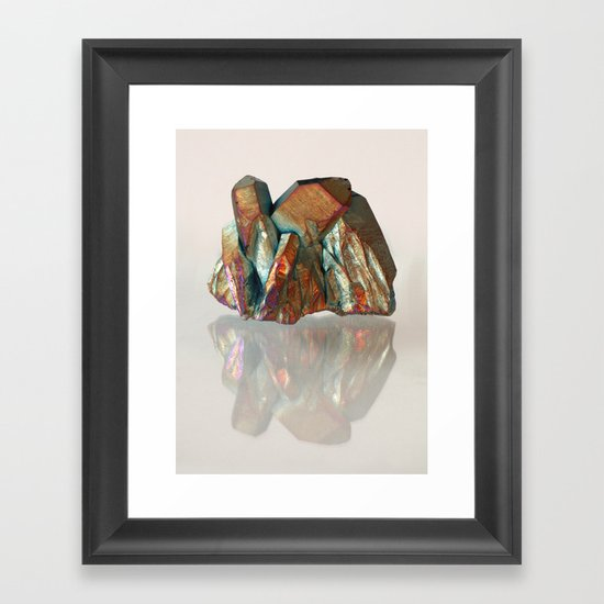 Quartz II Framed Art Print
