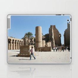 Temple of Luxor, no. 28 Laptop & iPad Skin