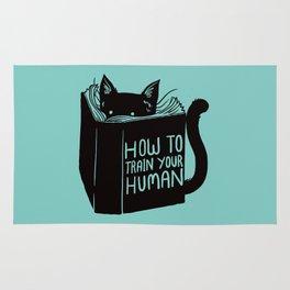Cat Reader Advice Rug