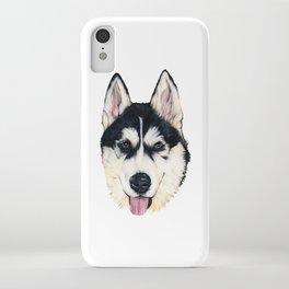 Husky iPhone Case