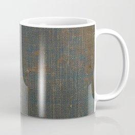 Vintage Jeans Texture Coffee Mug