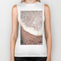 crystals Biker Tanks featuring crystals by Cassandra Tavukciyan