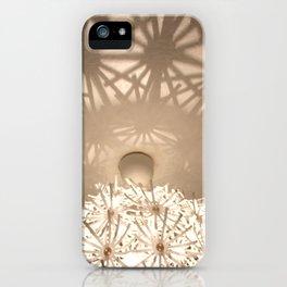 Shadows iPhone Case