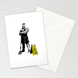 Every day heroes - Mop Champion Stationery Cards