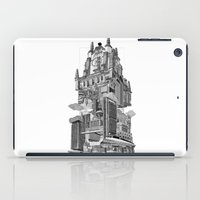 madrid iPad Cases featuring MADRID 360º by DOURONE
