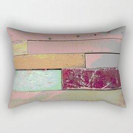 New Spin on an Old Floor Rectangular Pillow