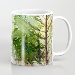 Winter scenery #14 Coffee Mug