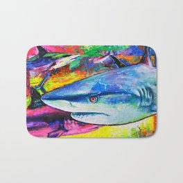 Shark Colors Bath Mat