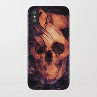 mortal instruments iPhone & iPod Cases featuring Mortal Sin by Sirenphotos