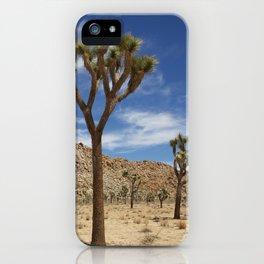 Desert Landcape 3 iPhone Case