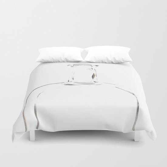 Empty Duvet Cover
