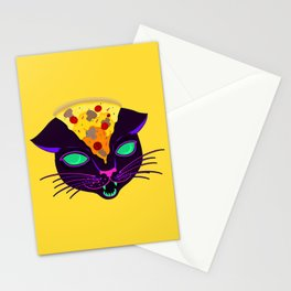 Delicious Cat Stationery Cards