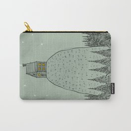 'The house on the hill' Carry-All Pouch