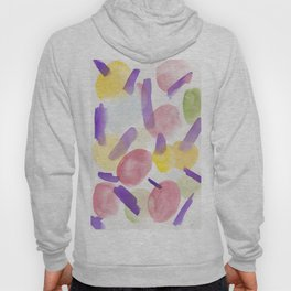 22 | 1903016 Watercolour Abstract Painting Hoody