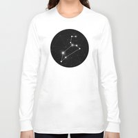 constellation Long Sleeve T-shirts featuring Constellation by Tom's Whale