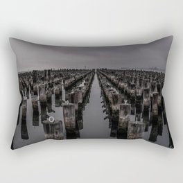 Princess Pier Rectangular Pillow