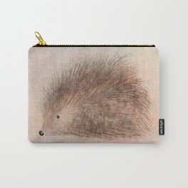 Hattie Hedgehog Carry-All Pouch