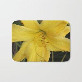 Yellow Daffodil Bath Mat