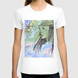 pirate. T-shirt