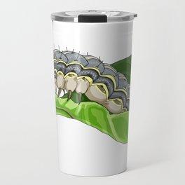 The Smol Hungry Caterpillar (Armyworm) Travel Mug