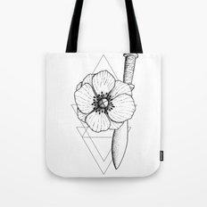 Dot work Tote Bag