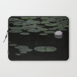 Waterlily Reflection Laptop Sleeve