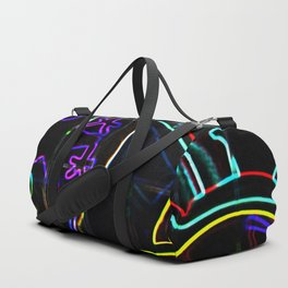 Graffiti 10 Duffle Bag