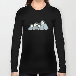 Pile of penguins Long Sleeve T-shirt