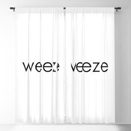 Weeze Blackout Curtain