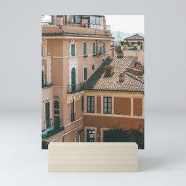 The Colours of Rome, Italy Mini Art Print