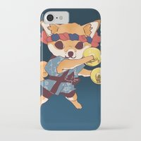 doge iPhone & iPod Cases featuring CHAPPA DOGE by f-premaur